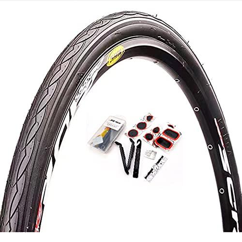 LDFANG K1029 26 * 1.95,27.5 * 1.95 Neumático 1 Pieza para Bicicleta De Carretera De Montaña MTB Mud Dirt Offroad Bike, con Herramienta De Reparación De Neumáticos