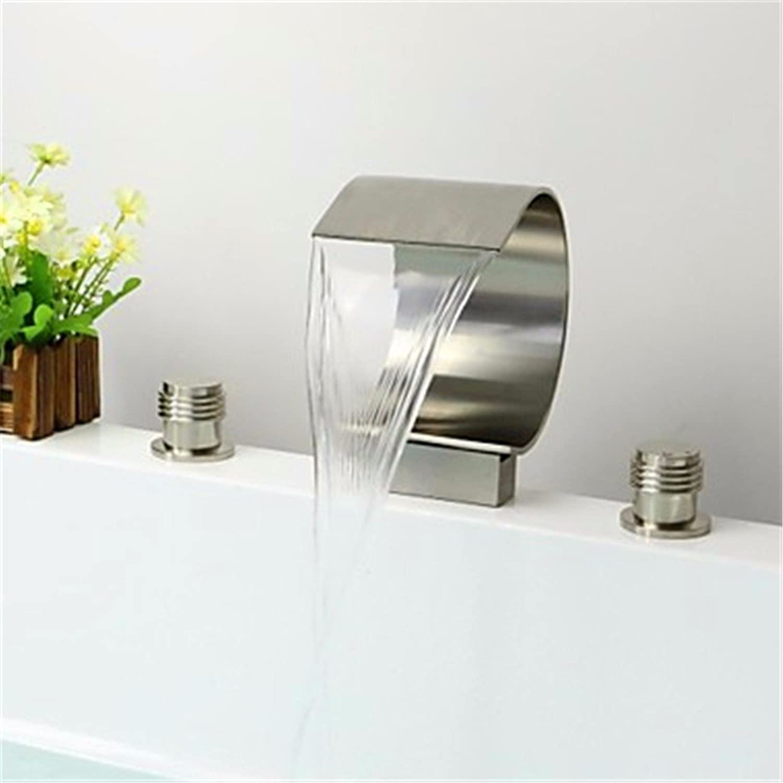 YFF Home Deco modernes Badezimmer Vessle Waschtisch Armatur Wasserhahn Tippen