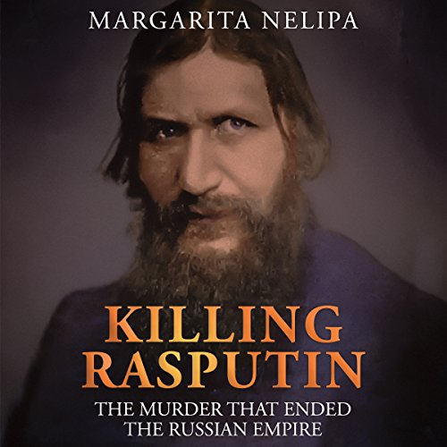 Killing Rasputin audiobook cover art