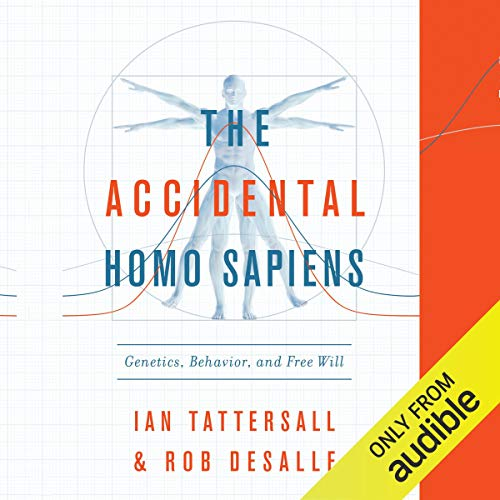 Couverture de The Accidental Homo Sapiens