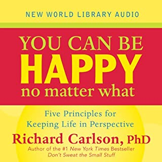 You Can Be Happy No Matter What cover art