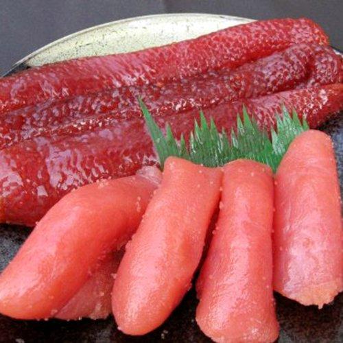 魚卵 [筋子 たらこ] セット (各 250g 入/1パック)