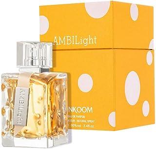 LONKOOM Perfume for Women Aromatic-Floral Aroma Women's Eau De Parfum Antibacterial Spray Ambilight Gold 100ml