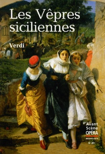 Aso N.261 - les Vepres Siciliennes (AVANT SCENE OPERA)