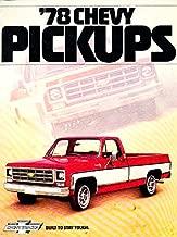 2006 silverado brochure