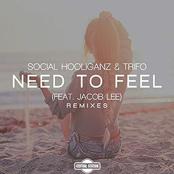 Need to Feel (Remixes)