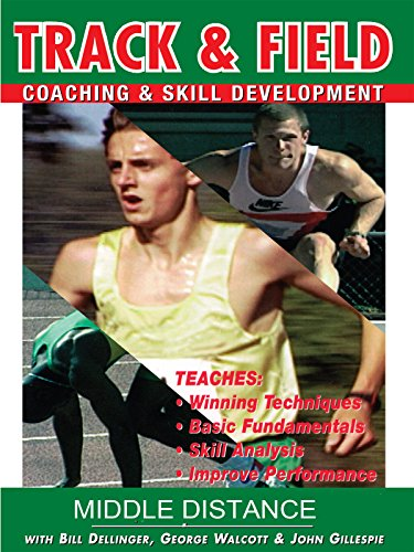 Track & Field Coaching & Skill Development Middle Distance [OV]