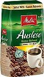 Melitta Ganze Kaffeebohnen, kräftig mit rundem Aroma, Stärke 4, Auslese Ganze Bohnen, 10 x 500 g
