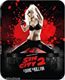 Sin City 2: A Dame to Kill for Blu-ray 3d+2d Steelbook Limited Edition [Uk Import, Region B/2]
