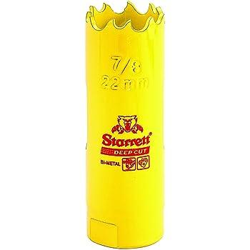 Starrett DCH086 Corona Perf.Bimetal Deep Cut 86Mm.Diam.