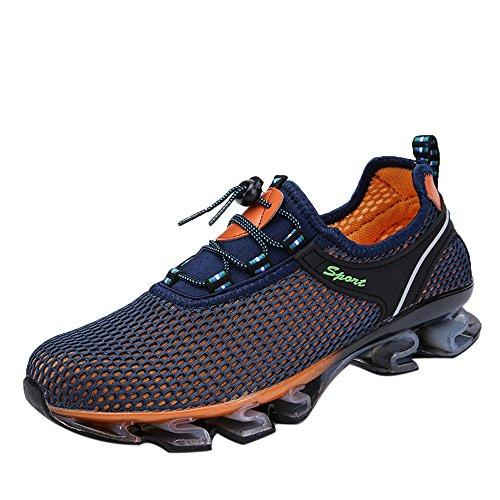 iHAZA Uomo Jogging Passeggiate Sportive Scarpe Sportive Scarpe Sportive Da Esterno