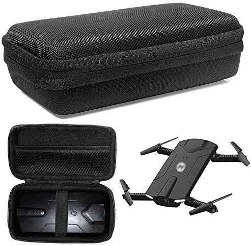 discount WGear Protective Case for Holy Stone HS160 new arrival Shadow FPV RC Drone, Elastic strap to secure HS160, mesh pocket for cable and back up batteries, Strong light weight hard case, detachable wrist wholesale strap sale