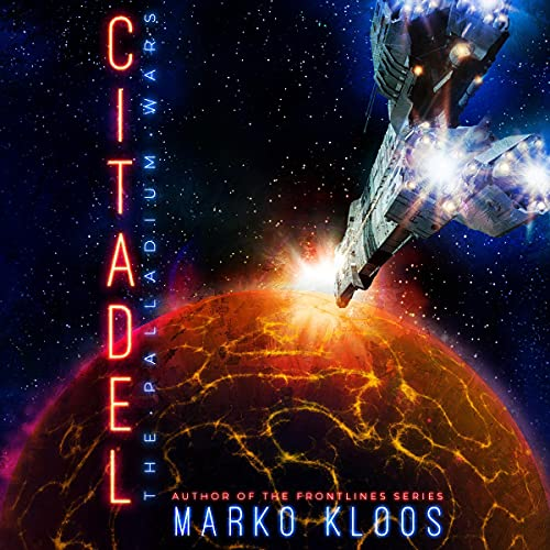 Citadel Audiobook By Marko Kloos cover art