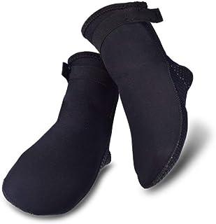 [MORGEN SKY] マリンソックス ネオプレーン ソックス ダイビング 渓流 靴下 サーフィン 水陸両用 WZ04