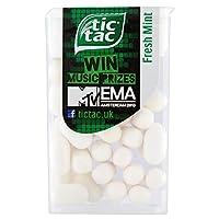 Tic Tac Fresh Mint (18g) チックタック新鮮なミント( 18グラム)