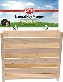 natural hay feeder