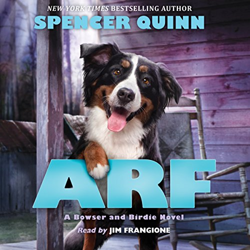 Arf audiobook cover art