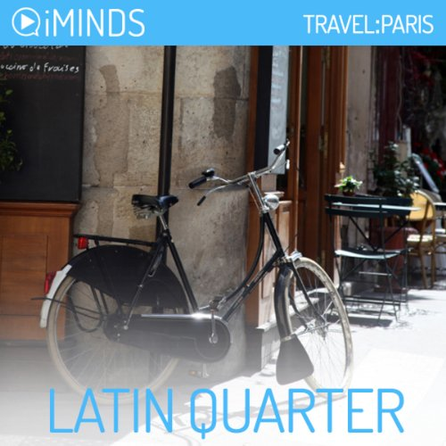 Latin Quarter audiobook cover art