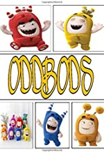 ODDBODS: Handwriting Practice Letter Tracing Workbook for Kids: