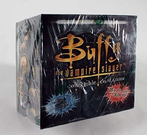 Buffy The Vampire Slayer CCG Unlimited Edition Pergamum Prophecy Starter Box by Buffy the Vampire Slayer