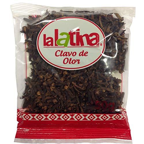 La Latina - Chiodi di garofano - Un must della cucina peruviana - Ideale per insaporire i vostri pasti - 50 g
