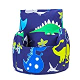 Shopisfy Children's Pre-filled Bean Bag Chair Seat - Dino in the Dark
