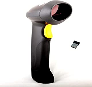 قارئ باركود لاسلكي  Wireless Barcode Scanner Reader