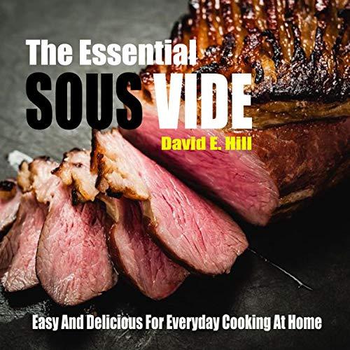 The Essential Sous Vide Cookbook Titelbild