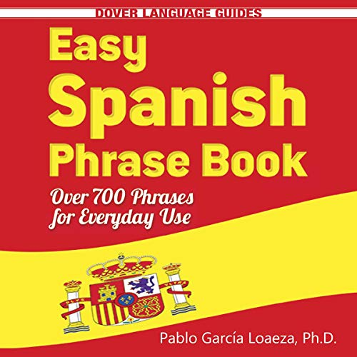 Easy Spanish Phrase Book (New Edition) Titelbild