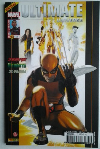 Ultimate universe 1 C (x-men)