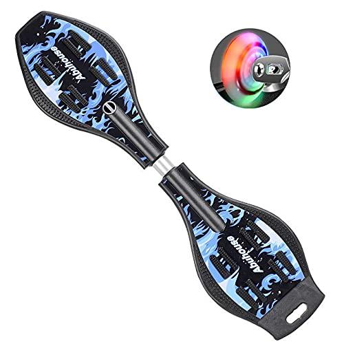 エスボード スケートボード 子供用 耐久 耐震 プレゼント クリスマス スケートボード 外遊び おもちゃ 誕生日 プレゼント 子供 ギフト (010)