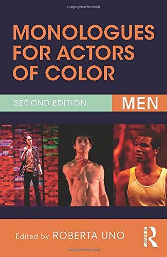 Monologues for Actors of Color: Men