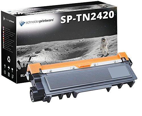 Schneider Printware Toner | 100% höhere Reichweite | kompatibel zu Brother TN-2420 für Brother DCP-L2510D, DCP-L2530DW, DCP-L2550DN, HL-L2310D L2350DW L2370DN HL-L2375DW MFC-L2710DW L2730DW L2750DW
