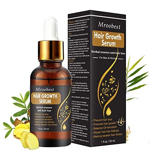 Ricrescita Capelli, Hair Serum, Hair Growth Serum, Hair Loss Treatment, Anti caduta dei capelli, stimola della crescita dei capelli, promuove thicker, Fuller and faster Growing Hair
