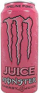 Monster Energy - Pipeline Punch - 16fl.oz.(Pack of 16)
