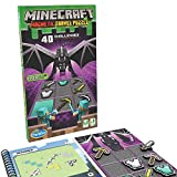 ThinkFun Minecraft Magnetic Travel Puzzle Logic Game & STEM Toy for Kids Ages 8 & Up