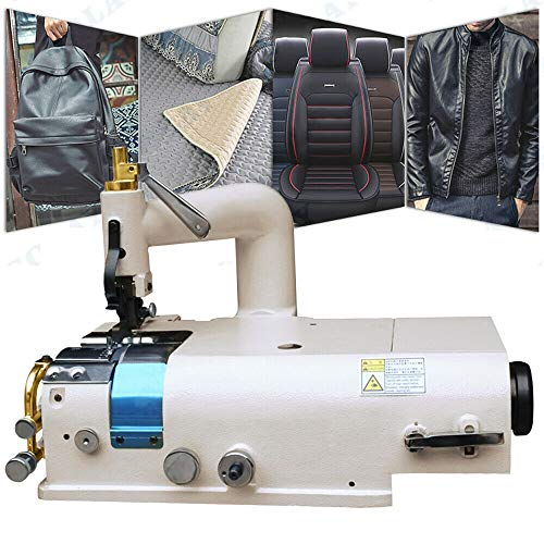 1200RPM Leather Paring Machine Leather Skiver Leather Splitter Skiver Leather Skiving Machine Leather Shovel Skin Cutter Skiver for Leather Shoes Gloves Belts Bag
