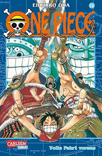One Piece, Bd.15, Volle Fahrt voraus