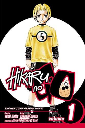HIKARU NO GO GN VOL 01