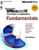 Microsoft Office 2000 Visual Basic for...