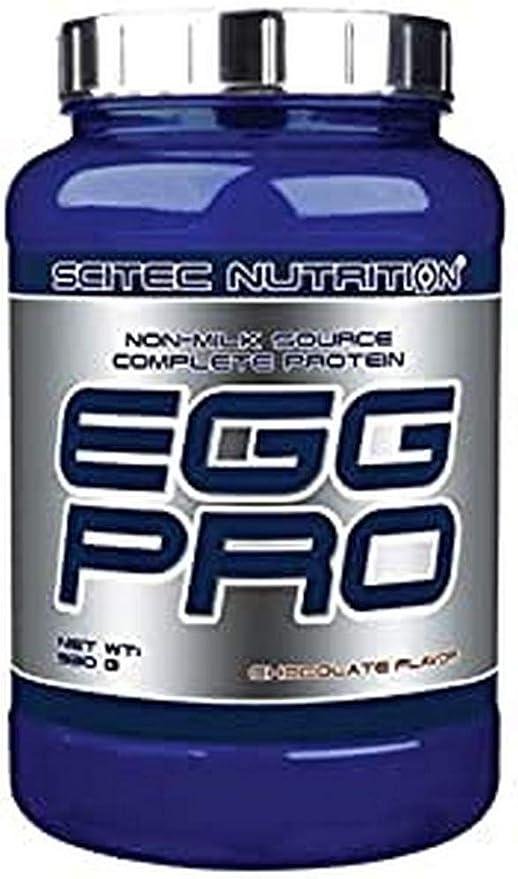 Scitec Nutrition Egg Pro proteína chocolate 930 g: Amazon.es ...