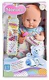 Nenuco - Biberón Mágico Rosa, Muñeco Bebé, para niños y niñas a Partir de 10 Meses, Rosa...