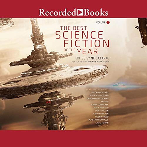 The Best Science Fiction of the Year, Volume 2 Titelbild
