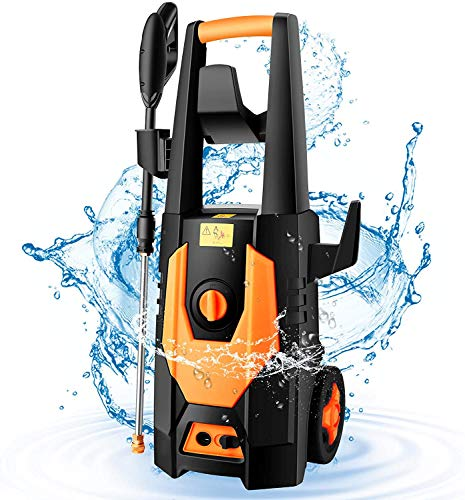 CHAKOR 3600PSI Electric Pressure Washer Now $119.99