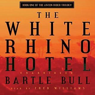 The White Rhino Hotel audiobook cover art