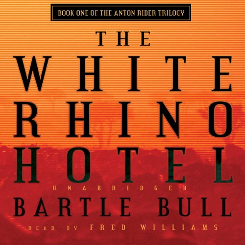 The White Rhino Hotel audiobook cover art
