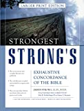 Best Bible Concordances - Strongest Strong's Exhaustive Concordance of the Bible Larger Review