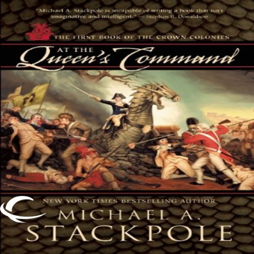 At the Queen's Command audiobook cover art