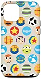 iPhone 12/12 Pro Disney and Pixar Toy Story Character Balls Case