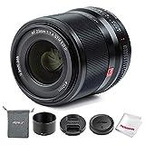 Viltrox 23mm F1.4 Objetivo Gran Angular con Enfoque automático, Compatible con la cámara sin Espejo APS-C Nikon con Montura Z Z FC Z50 Z5 Z6 Z6 II Z7 Z7 II